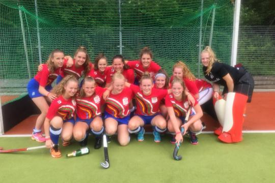 Olympic Moves: winst voor hockey- en basketbalteam